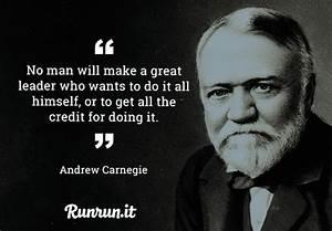 Inspiring quotes - Andrew Carnegie