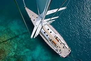 SWAN 100 S Yacht From Mast Superyachts News Luxury