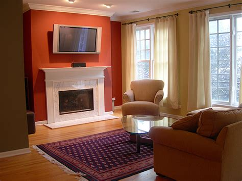 open floor plan and paint choices home deco plans