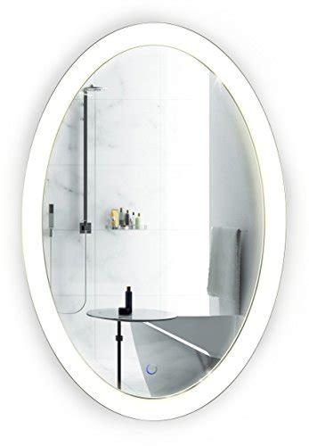 20 X 30 Bathroom Mirror by Oval Led Bathroom Mirror 20 Inch X 30 Inch Lighted