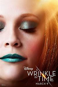 A Wrinkle in Time Poster Reese Witherspoon as Mrs. Whatsit ...
