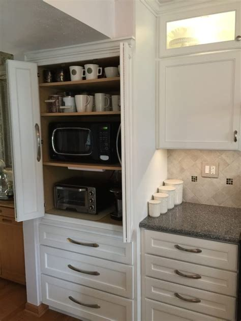 pictures of kitchens with oak cabinets best 25 microwave stand ideas on bar stand 9124