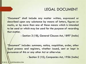 Module 1 legal documents an overview for Module 1 documents