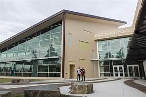 Yokota High School - Wikipedia