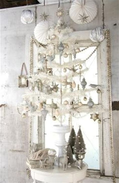 hiring christmas decorating 30 magnificent white vintage ideas