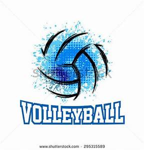 volleyball stock images royalty free images vectors With volleyball logo design templates