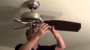 Installing A Ceiling Fan - Ceiling Fan With Light