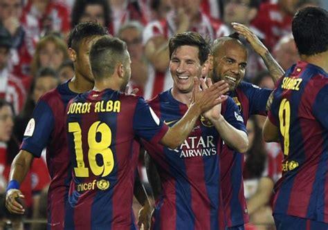 Se consagra Barcelona como campeón de la Copa del Rey