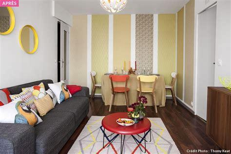 la redoute canapé avant après métamorphoser un petit salon maison créative