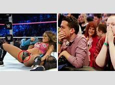 15 Most Awkward WWE Moments BabbleTop