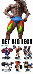 How To Get Big Legs   U2063 U2063  Science  Fitness  Fitnessgirl  Bro  Broscience  Bodybuilding