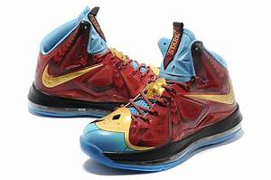 "Nike LeBron 10 (X) ""Ironman 3″ Customs by Mache Online For ..."
