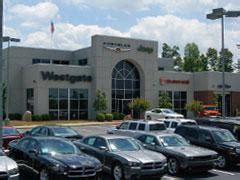 westgate chrysler jeep dodge ram car dealership raleigh