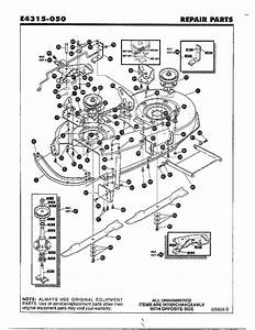 Noma Riding Lawn Mower Parts Diagram