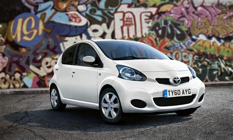 toyota go car toyota launches new aygo go autoevolution