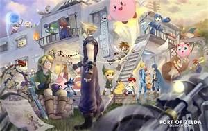 Smash Mansion Super Smash Brothers Know Your Meme