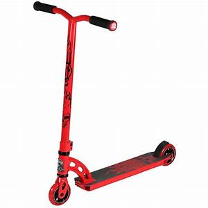 MGP VX5 PRO COMPLETE SCOOTER - RED - MyProScooter