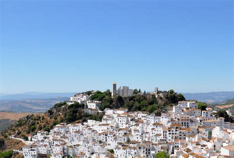 rustic blue holiday guide  andalucia spain casares