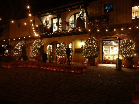 sedona festival of lights festival of lights at tlaquepaque