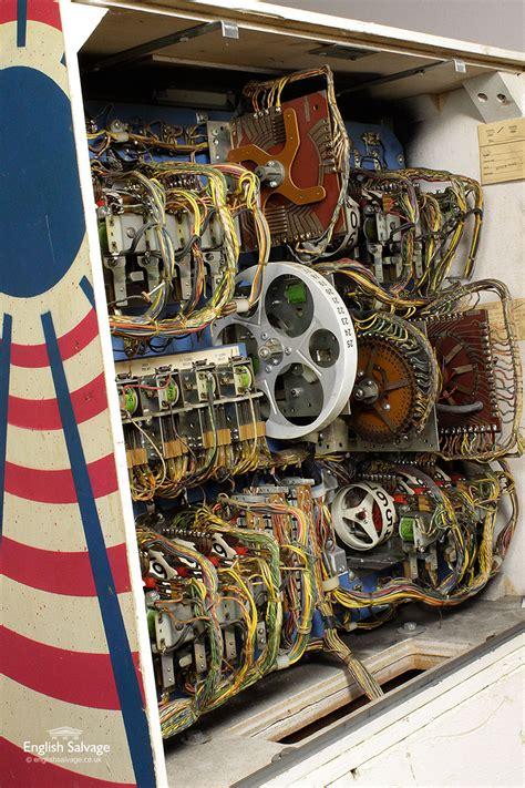 vintage bally space time pinball machine