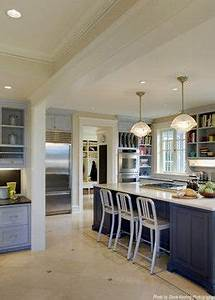 best 25 blue grey kitchens ideas on pinterest grey With what kind of paint to use on kitchen cabinets for beach sayings wall art