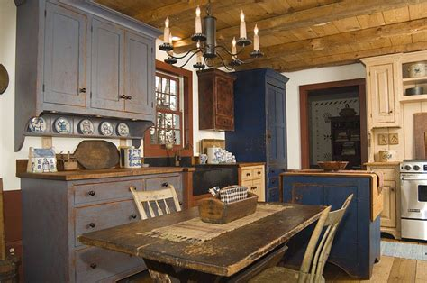 Rustic Kitchens : Interior Design Trends 2017