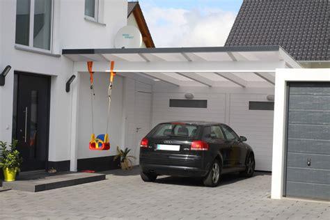 Carport An Haus by Carport Am Haus Affordable Walmdach Carport Am Haus