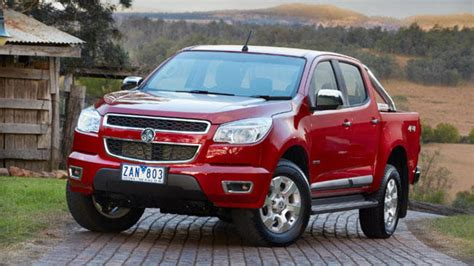 The holden colorado has forever been a staple in new zealand, and this 2018 lt colorado is no exception. Holden Colorado LTZ 2012 review   CarsGuide