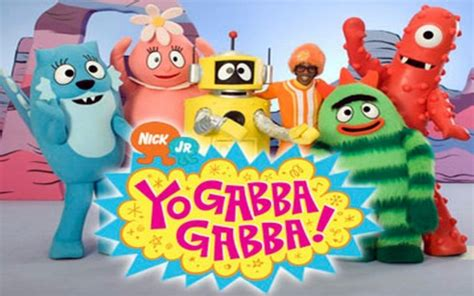 yo gabba gabba wallpaper gallery