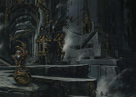 Dwemer Ruins The Elder Scrolls Wiki