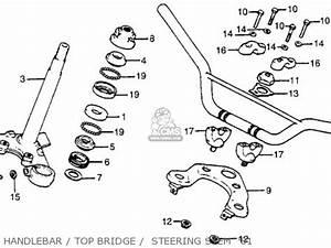 2000 honda 400ex carburetor diagram 2007 honda 400ex With diagram of honda motorcycle parts 2000 gl1500a a steering stem diagram