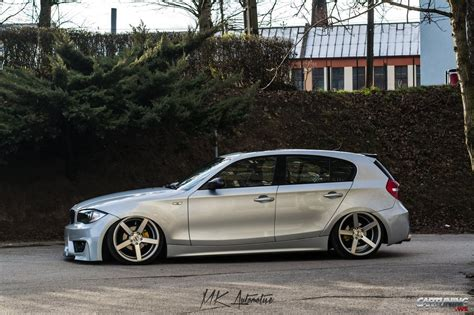 Stanced BMW 1 E87 » CarTuning - Best Car Tuning Photos ...