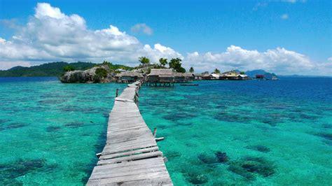 tempat wisata  sulawesi tengah  menarik