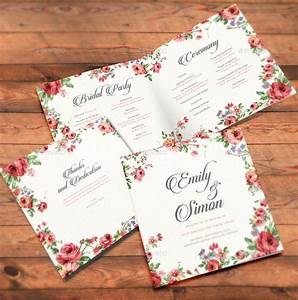 Rustic floral wedding invitations by bnimit graphicriver for Floral wedding invitations graphicriver