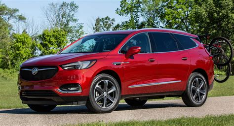 2020 buick enclave 2020 buick enclave gains style and tech updates new st