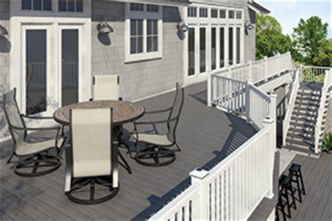 Armadillo Decking Vs Trex by Veranda Decking Warranty Composite Decking Materials