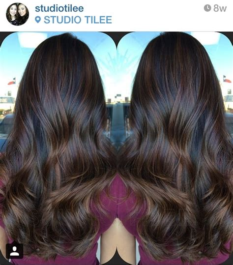 Studio Tilee Hair Salon by I This Rich Balayage Highlight For Those Who Want A