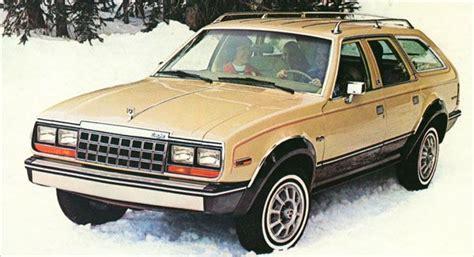 1985 Amc Eagle Wagon