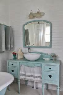 Shabby Chic Bathroom Vanity Ideas by 25 Best Ideas About Shabby Chic Bathrooms On