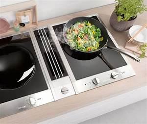 Plaque Induction Avec Hotte Intégrée Miele : plaque de cuisson quelle marque choisir c t maison ~ Voncanada.com Idées de Décoration