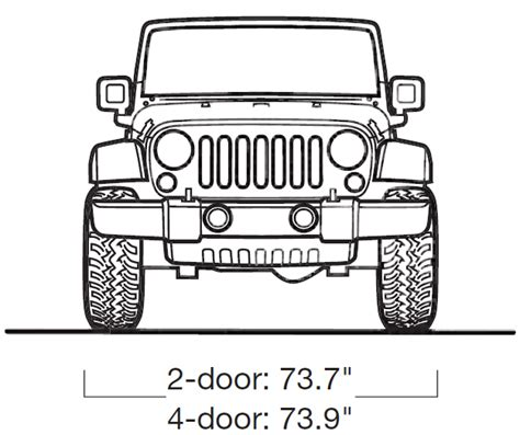 4 door jeep drawing jeep wrangler 2008 smcars net car blueprints forum