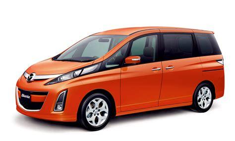 new mazda van new mazda biante minivan sales take off in japan