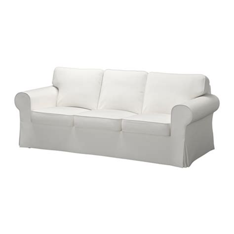 canape ektorp 3 places ikea ektorp three seat sofa vittaryd white ikea