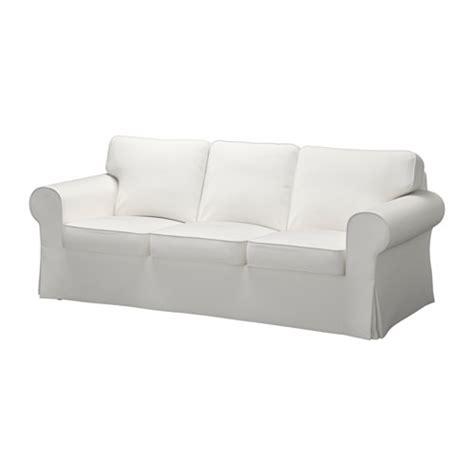 canapé blanc ikea ektorp sofa vittaryd white ikea