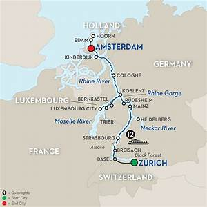 Rhine River of River Cruising in 2017 2017 from www ...