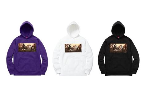 Supreme Clothing Line by Black Sabbath Collaborates With Supreme On Clothing