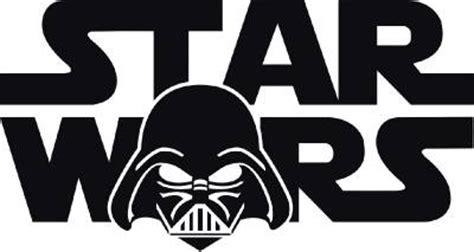 STAR WARS LOGO Decal WALL STICKER Art Home Decor ...