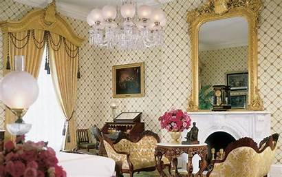 Lincoln Bedroom Anatomy Historical