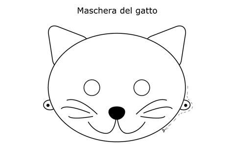 maschere da colorare animali maschere carnevale le pi 249 da colorare per i bambini