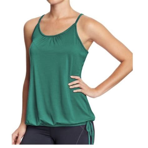 Old Navy Tops   Blue Old Navy Active Loose Fit Ample Top ...